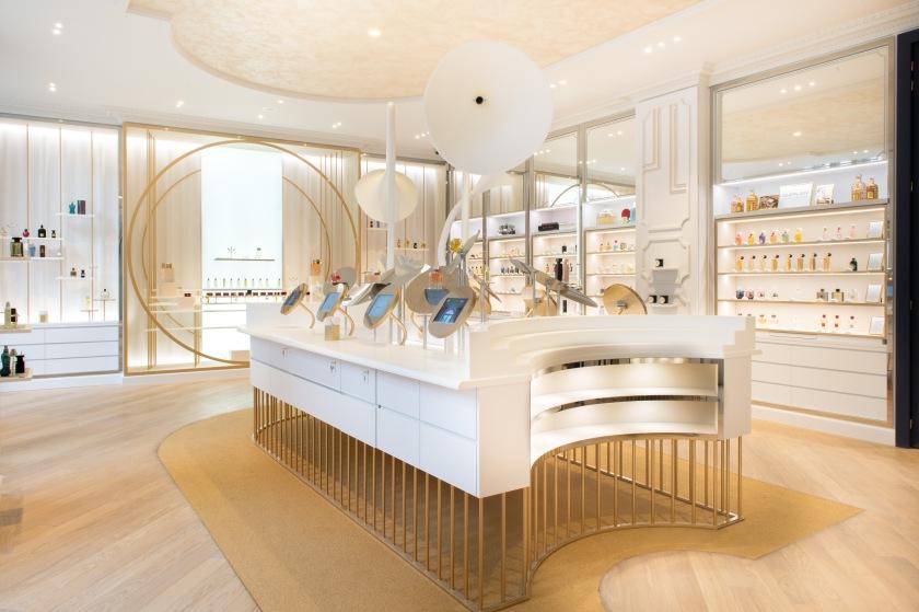 Concept store Grand Musée du Parfum