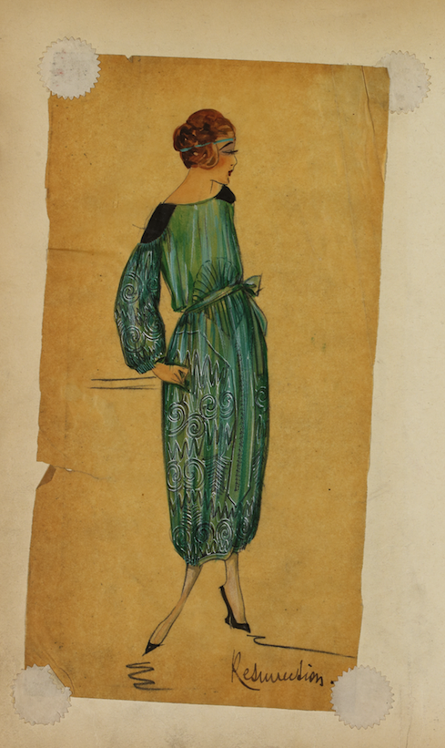 Lanvin 1919