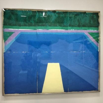 David Hockney_Paper Pool