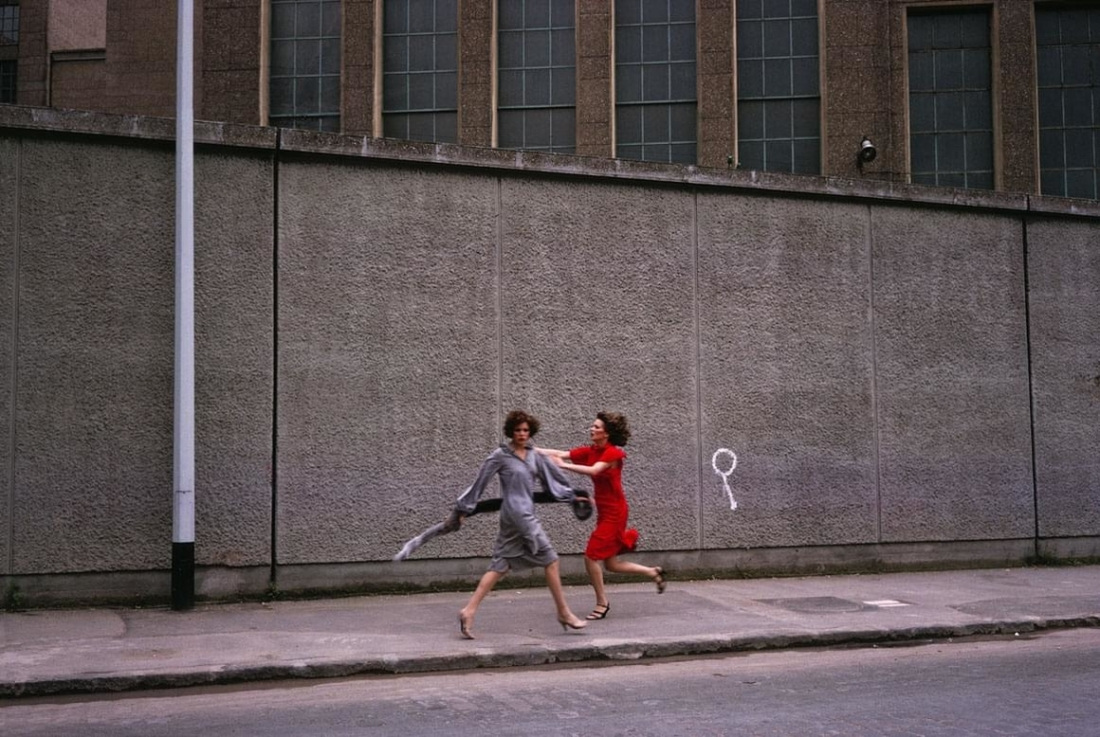 Chloé collection automne-hiver 1975