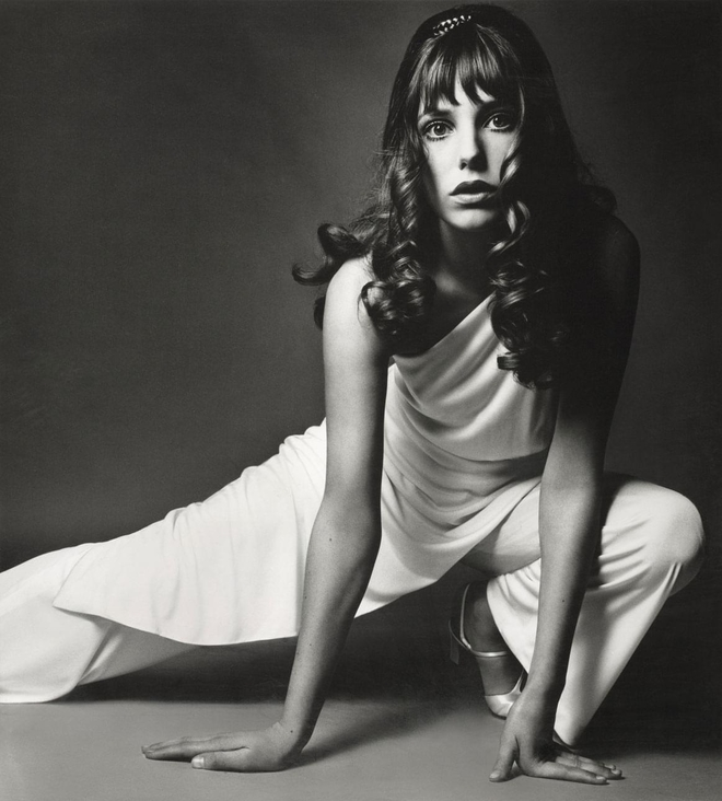 Jane Birkin par Guy Bourdin