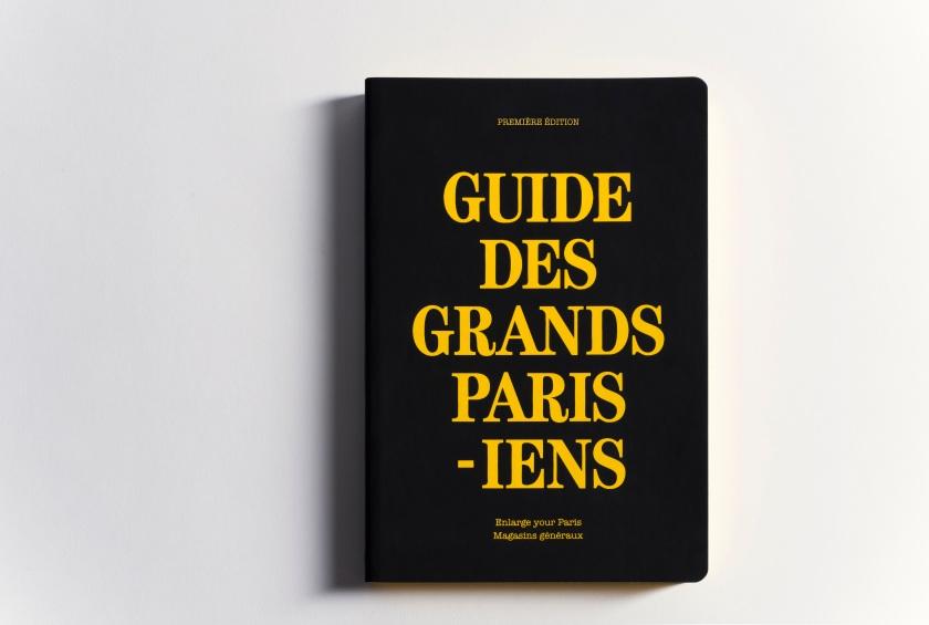 Guide des Grands Parisiens Magasins généraux